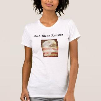 Gott segnen Amerika T-Shirt