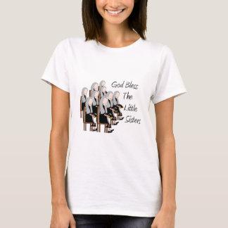 Gott segnen die kleinen Schwestern T-Shirt