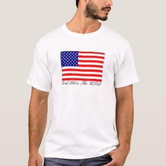 Gott segnen die USA T-Shirt