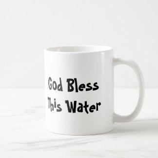 Gott segnen dieses Wasser, Gott segnen dieses Kaffeetasse