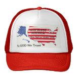 GOTT segnen… eine Nation,…, das wir dem Hut des Fe Kultmütze