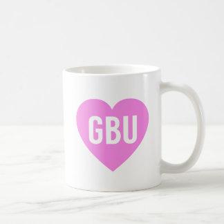 Gott segnen Sie - GBU - christliche inspirierte Kaffeetasse