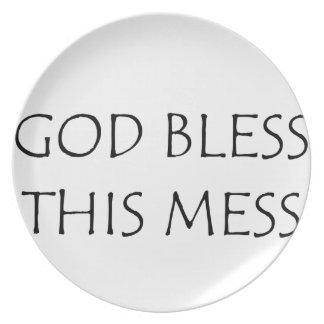 Gott segnen teller