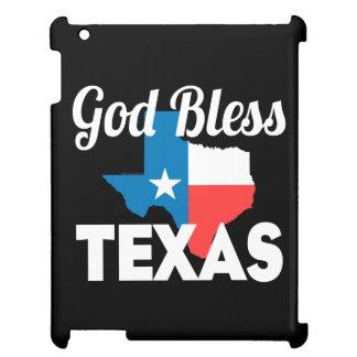 Gott segnen Texas iPad Hülle