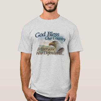 GOTT SEGNEN UNSER LAND T-Shirt