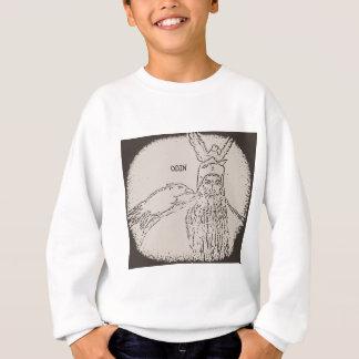 Gott-Skizze Sweatshirt