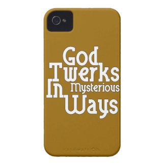 Gott Twerks auf mysteriöse Arten iPhone 4 Cover