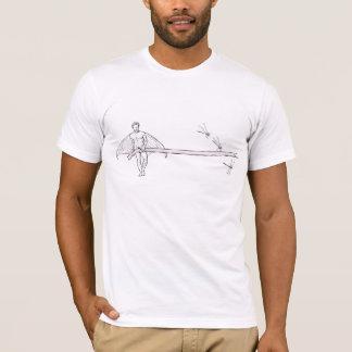 Gott und Libelulas T-Shirt