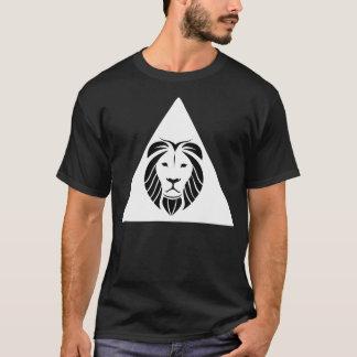 Götter stellen Weiß-T - Shirt x Ronnie Ryan Kemet