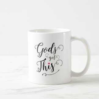 Gottes dieses erhalten! kaffeetasse
