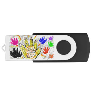 Gotthand sind größer USB stick