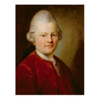 Gotthold Ephraim Lessing, 1727 Postkarte