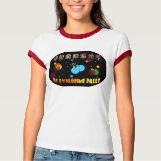 Göttin der explodierenden Bälle T-Shirt