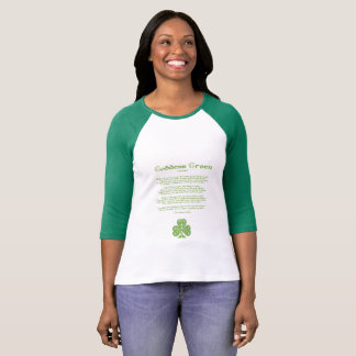 Göttin-grünen St Patrick das Shirt Tagesder frauen