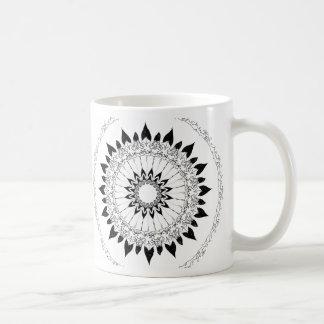 Göttinmandala-Tasse Kaffeetasse
