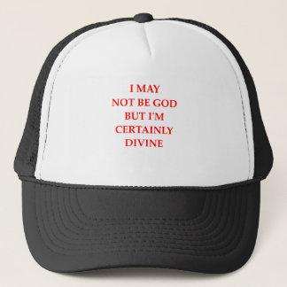 göttlich truckerkappe