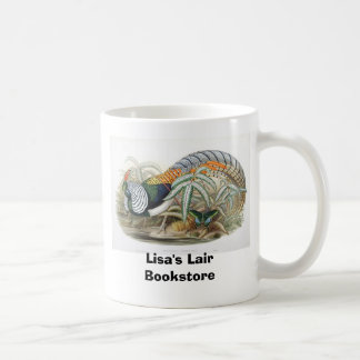 Gould - Dame Amhersts Pheasant Kaffeetasse