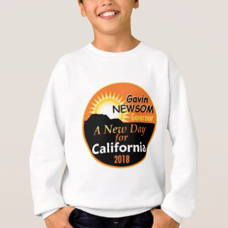 Gouverneur 2018 Gavin NEWSOM Sweatshirt