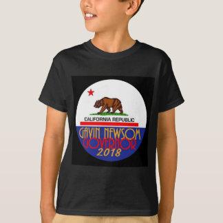 Gouverneur 2018 Gavin NEWSOM T-Shirt