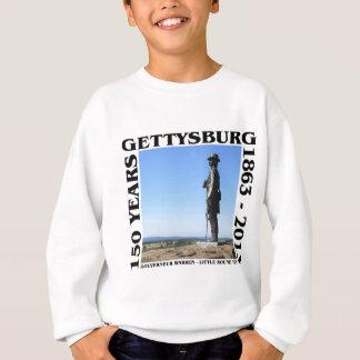 Gouverneur Waren Statue - Gettysburg Sweatshirt
