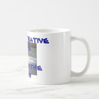 gowiththeflow, VERWALTUNGSREPSGO MIT DEM FLUSS Kaffeetasse