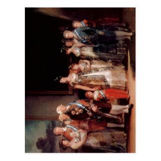 Goya y Lucientes, Francisco de Portr? t der Postkarte