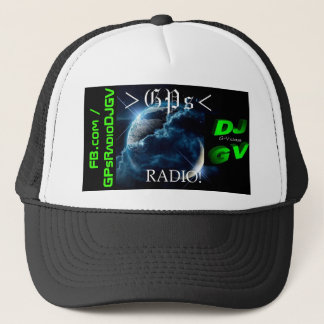 GPs-Radio! Hut Truckerkappe
