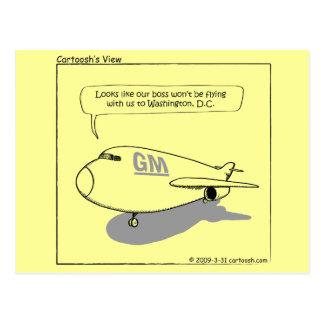 GR.-CEO trat - unten Postkarte