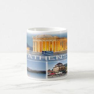 GR Griechenland - Athen - Kaffeetasse