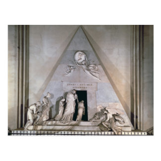 Grab des Archduchess Maria Christin Postkarte
