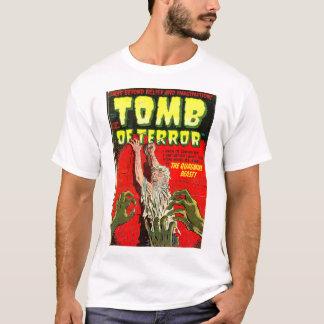 Grab des Terrors der Morast-Tier-T - Shirt