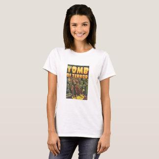 Grab des Terrors der Wandschrank T-Shirt