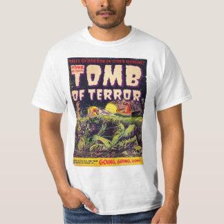 Grab Terror-des gehenden gehenden gegangenen T-Shirt