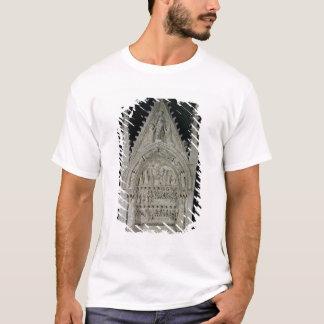 Grab von Dagobert I König der Fränke T-Shirt