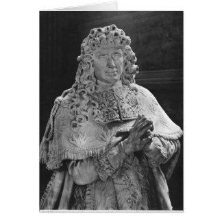 Grab von Jean-Baptiste Colbert de Torcy Karte