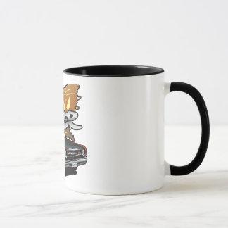 Graben Sie meine Staubtuch-Tasse Tasse