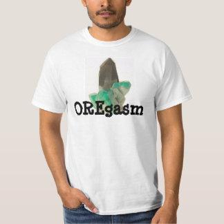 Grabendes Prospektor-KristallShirt lustiges T-Shirt