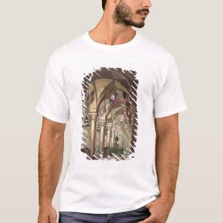 Gräber der Ritter Templar, c.1820-39 (Aquatinta) T-Shirt