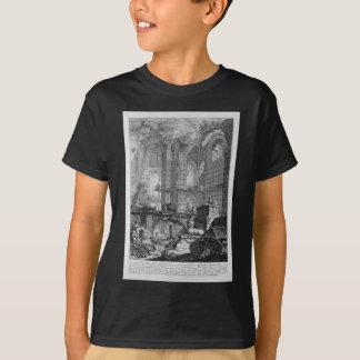 Grabkammer erfunden und in der Übereinstimmung T-Shirt
