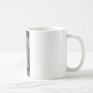 Grabstein-Spaß Kaffeetasse