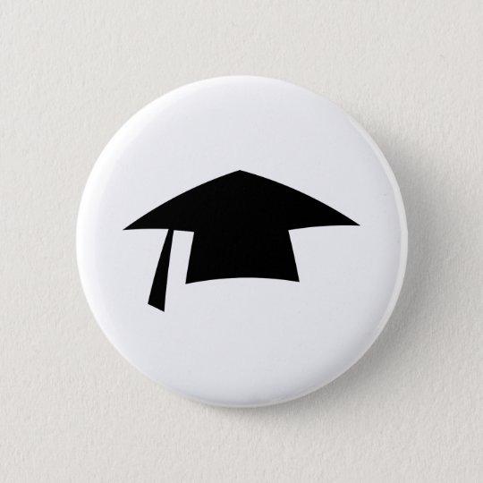 graduation runder button 5,7 cm