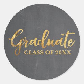 Graduierte Klasse von 2017 Grauen und