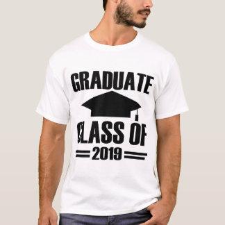 GRADUIERTE KLASSE VON 2019 T-Shirt