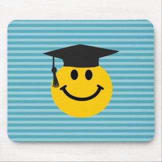 Graduierter Smiley Mauspad