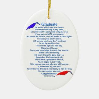 Graduiertes Gedicht Keramik Ornament