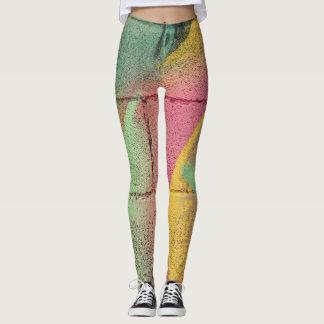 Graffiti 10 leggings