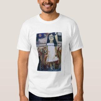 Graffiti Granada - Solenoid-Arbeiten T-Shirt