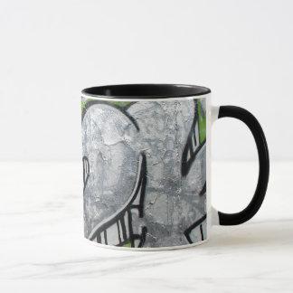 graffiti mugs tasse