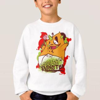 Graffiti scherzen Sweatshirt: Süßigkeits-Liebhaber Sweatshirt