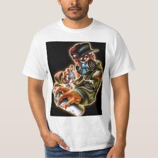 Graffiti-Spray-T-Stück Shirts